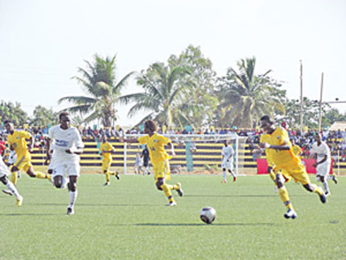 Football- Poule des As: Guerre ouverte entre St-Michel et CNaPS !