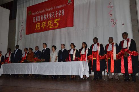 Institut Confucius: Des centaines de Malgaches apprennent la langue chinoise