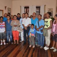 Omnisports : Dadou Andriambelo à l'écoute des sportifs du IIIe arrondissement !
