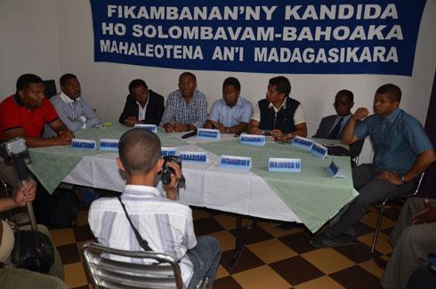 Législatives à Tana : Duels entre « Zanak'i Dada » et partisans de Rajoelina