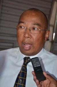 « Jusqu'ici, seulement un de ces candidats aux législatives a demandé cette autorisation auprès de la CUA », confie Zo Andriantsilavo.