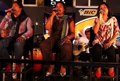 Cabaret au Telozoro: Randrantelo à l'affiche