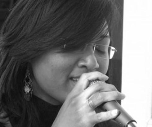 Sandrine Rajaofetra : En trio avec Besl et Rado Rakotorahalahy