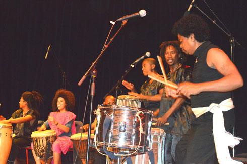 World music : Les « Tambours gasy » en concert au CGM
