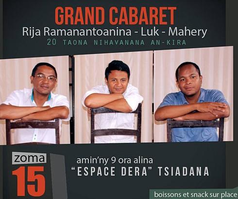 Rija-Luk-Mahery : Vingt ans d'amitié et de musique