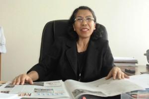 Vonintsalama Randriambololona la Secrétaire Générale du ministère des Finances et du Budget fait partie de ces techniciens qui n'entendent pas céder aux pressions.
