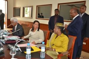 La communauté internationale et la CENI-T restent intransigeantes sur d'éventuelles tentatives de déstabilisation du processus électoral.