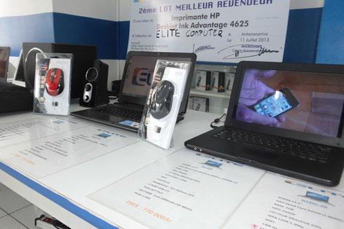 Elite Computer : Les ordinateurs les moins chers avec des cadeaux en plus