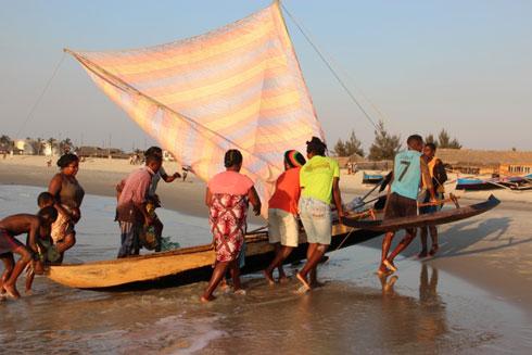 Pêche en Afrique et dans l'Océan Indien: Un vaste marché régional et une  grande opportunité pour Madagascar