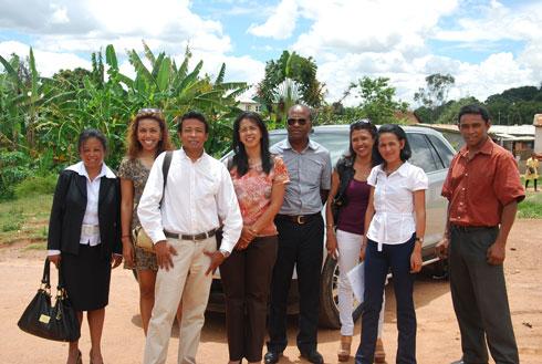 Vie associative : CSI au chevet d'une école à Mahatony