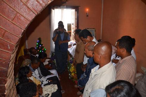 Dadou : A l'écoute des doléances des riverains du IIIe arrondissement