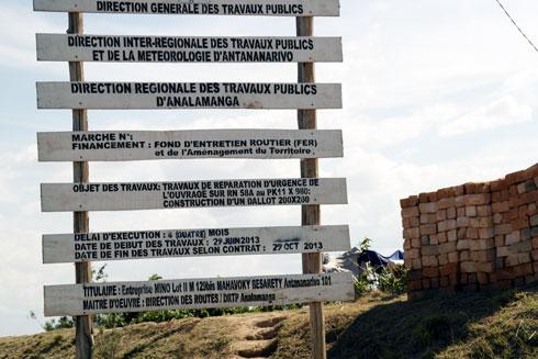 Route Digue : Deux dates de fin de travaux pour un seul chantier encore inachevé