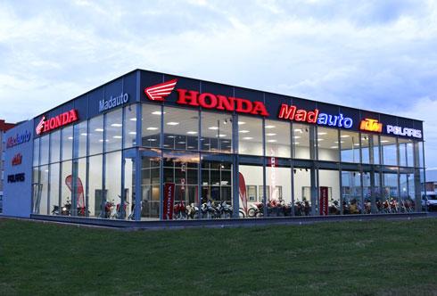 Madauto : Un nouveau show-room de motos à Andraharo