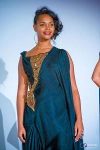Natacha Razafisambatra, miss Union Africaine 2014.