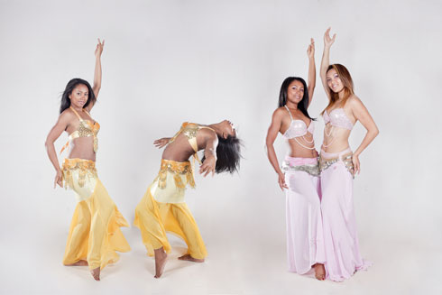 « Belly show » : La danse orientale dans toute sa splendeur !
