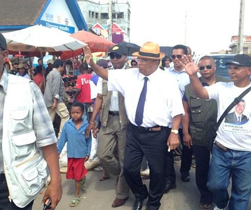 Jean Louis Robinson : Récupération réussie chez les Betsileo