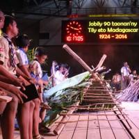90 ans Scoutisme : Une grande messe au Palais des Sports