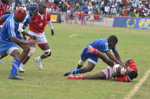Rugby – Top 8 : De belles empoignades au programme !