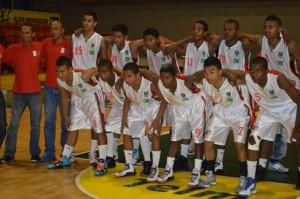 La sélection nationale a terminé l'Afrobasket Men U16 à la 4e place, le meilleur classement des trois éditions organisées par Madagascar depuis 2009. (Photo d'Archives).