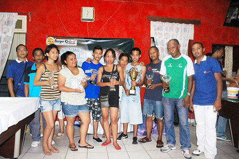 Billard / Grand Tournoi des Letchis : Tana confirme, Toamasina ne démérite pas !