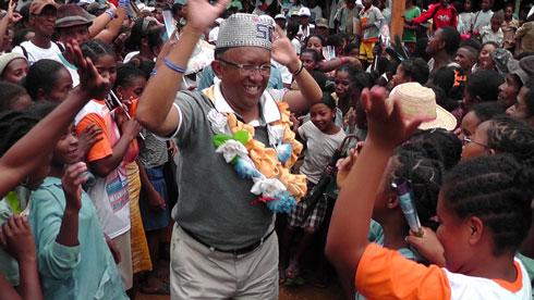 Hery Rajaonarimampianina : « La victoire est proche »