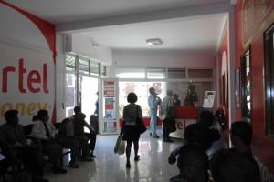 Le Bureau régional Airtel d'Antsirabe accueille chaque jour de nombreux clients