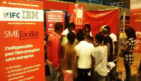 Journées de l'Emploi et de la Formation : Participation réussie pour Airtel Madagascar