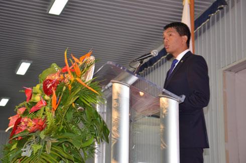 Andry Rajoelina : Ultime adieu envers la Nation
