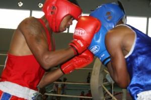 Les boxeurs malgaches sont impatients de monter sur le ring.