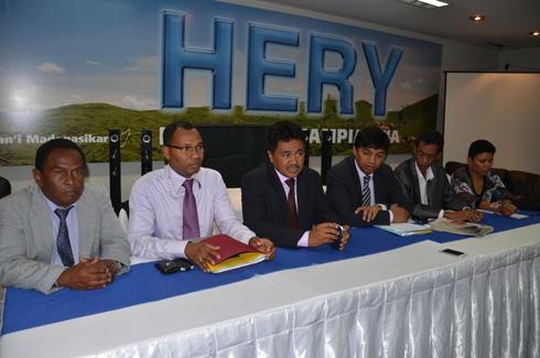 Hery Rajaonarimampianina : Ses avocats sortent de leur silence !