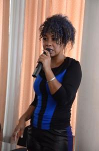 Label, la nouvelle ambassadrice du projet « Artiste offre une vie ».
