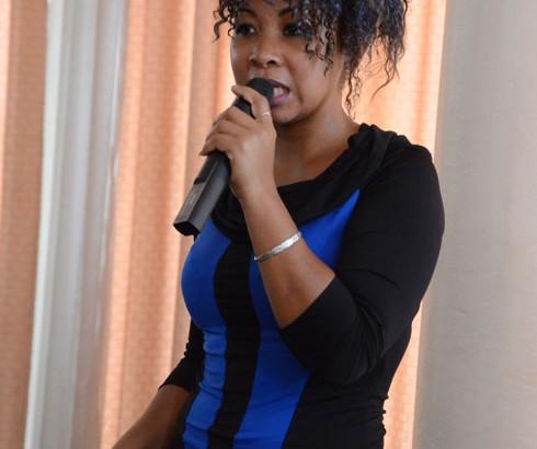Don de sang : La chanteuse Label, ambassadrice du projet « Artiste offre une vie »