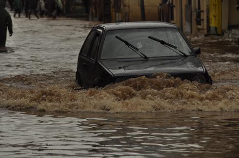 Météo : La pluie incommode les tananariviens