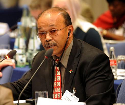 Sport et développement : Patrice Ranaivoson à la tribune de l'UNESCO