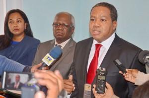 L'équipe du MTS se dit disposée à travailler avec Hery Rajaonarimampianina. (Photo : Kelly)