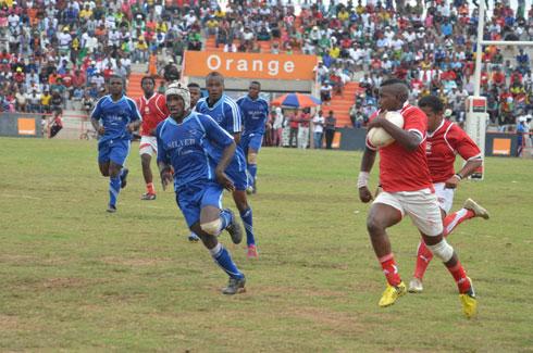 Rugby : Le Gold Top 8 comme préparation de CAN 2014 et RWC 2015
