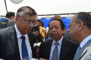 Le candidat Jean Louis Robinson ne veut pas perdre sa bataille juridique auprès de la CES.