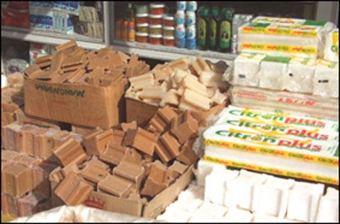 Savonnerie Tropicale : 1 983 970 Ar offert à la Croix-Rouge Malgache en 2013