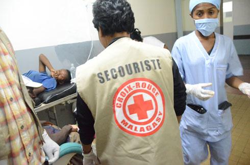CRM – CICR : De grandes aides aux victimes de l'explosion d'Anosy
