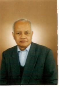 Le Pr Jean Claude Ramandimbiarison.