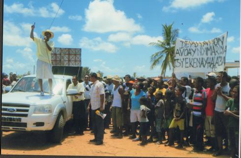 Législatives à Morondava : Le Collectif des candidats dépose une requête
