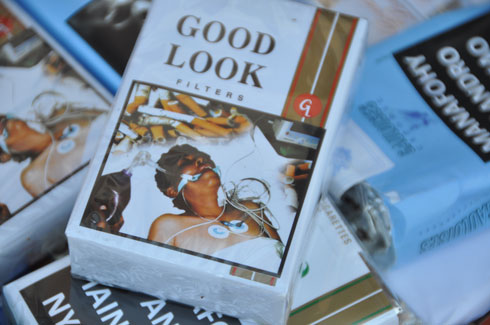 Cigarettes : Une hausse d'environ Ar 50 par tige