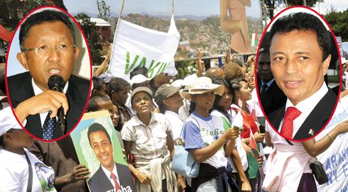 Marc Ravalomanana : « Un Malgache a le droit de retourner dans son pays », dixit Hery Rajaonarimampianina