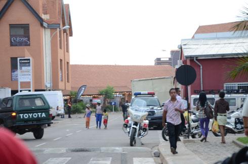 Andry Rajoelina : Fonctions incompatibles avec le MAPAR