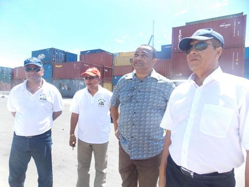 En attendant le nouveau gouvernement : Le VPM Botozaza Pierrot se ressource à Toamasina