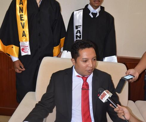 ESTIIM : Plus d'une centaine de nouveaux diplômés