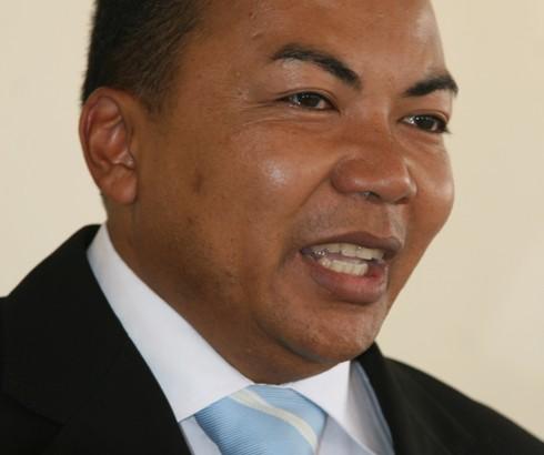 Hery Rafalimanana   : Candidat à la mairie ?