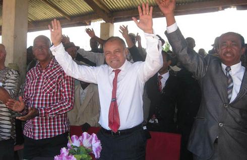 Ambohitsorohitra : La PMP a présenté son Premier ministre