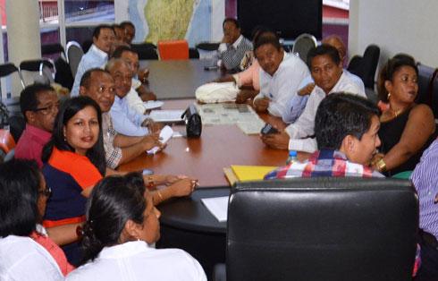 Projet du MAPAR le 7 février : Un « Diabe » vers Ambohitsorohitra