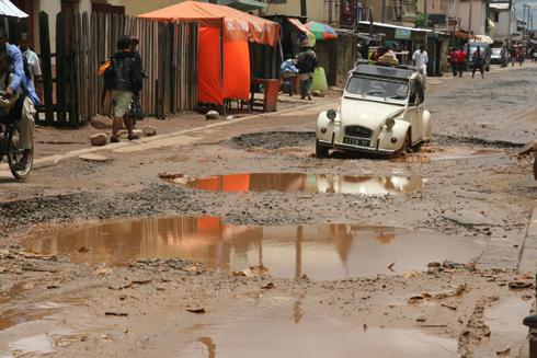 Assainissement et voies urbaines à Tanà : Bientôt le bout du tunnel ?